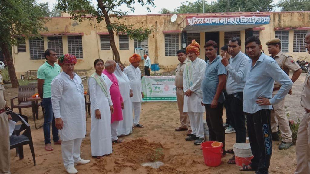 08-09-2019 अभियान - जयपुर टू अलवर  व्यसनमुक्ति एवं पर्यावरण संवर्धन